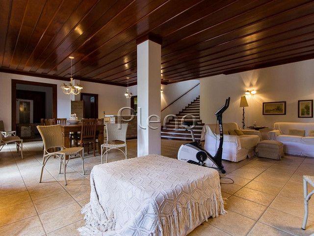 Casa à venda com 4 dormitórios em Sítios de recreio gramado, Campinas cod:CA025599 - Foto 16