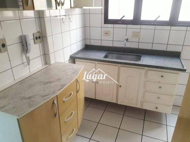 Apartamento com 2 dormitórios para alugar, 70 m² por R$ 800,00/mês - Jardim Aquárius - Mar - Foto 5