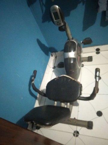 Maquina de malhar sentada  250 - Foto 2