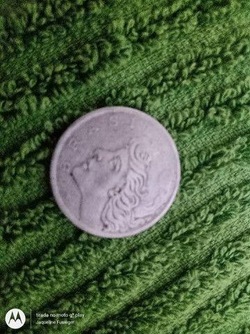 Moeda de 50 centavos 1970 - Foto 5