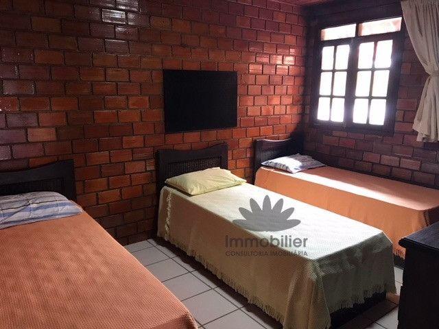 Casa Gravatá Condominio Aconchego III 120 m2 2 Pisos Mobiliada Piscina Aquecida Quadra - Foto 12