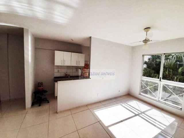 Apartamento com 2 dormitórios para alugar, 65 m² por R$ 1.300,00/mês - Poção - Cuiabá/MT - Foto 2