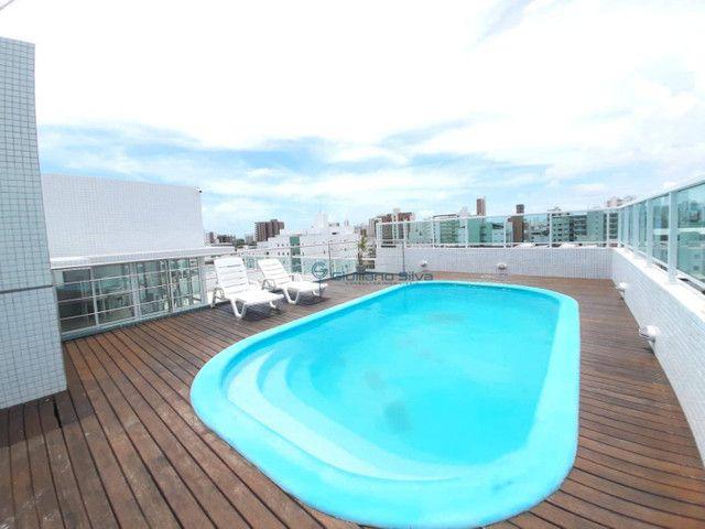 Cód: ap0134 - Apartamento novo, bessa, 102 m², 3 quartos 2 suítes - Foto 2