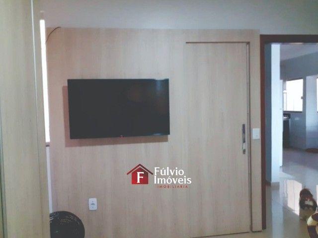 Apartamento com 2 Quartos, 3º Andar, Completo em Armários em Riacho Fundo 1. - Foto 3
