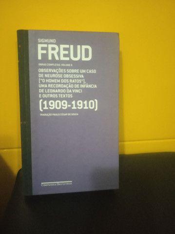 """<br>Sigmund Freud  (1909-1910) - """"O homem dos Ratos"""""""
