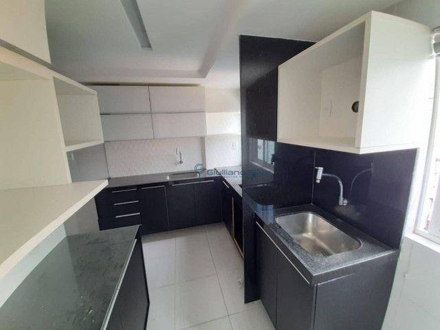 Cód: ap0134 - Apartamento novo, bessa, 102 m², 3 quartos 2 suítes - Foto 9