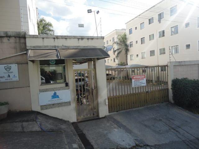 Apartamento com área de lazer no Sapucaias. Oportunidade, venha conferir!