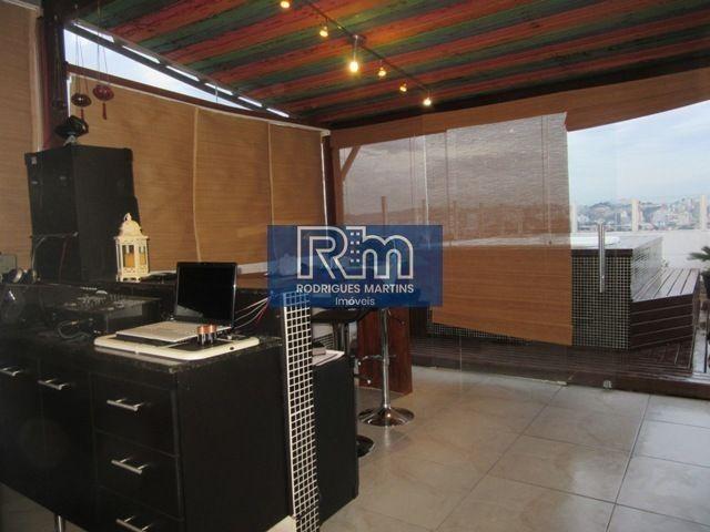 Cobertura à venda com 3 dormitórios em Serrano, Belo horizonte cod:3711 - Foto 4