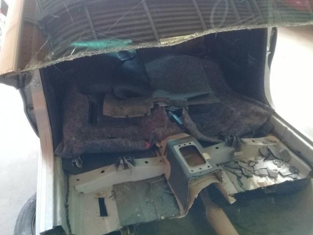 Traseira com teto gol g5 completa - Foto 4