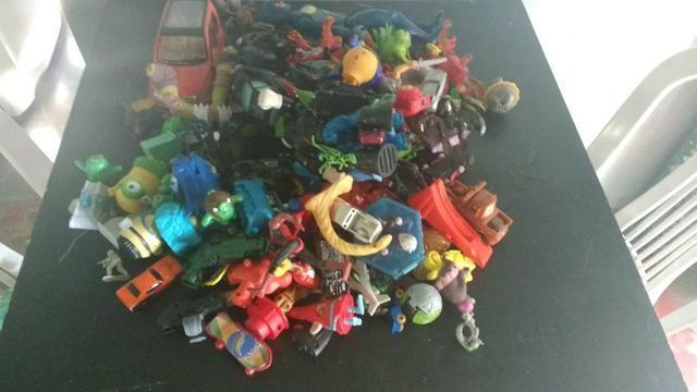 Lote De Brinquedos Para Brechó Ou Para Colecionador