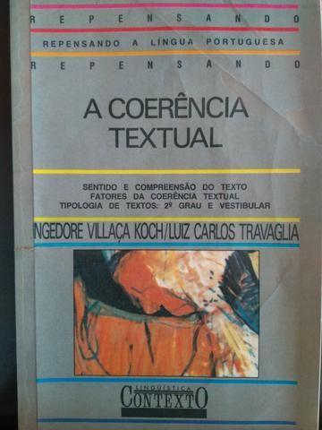 A Coerência Textual - Koch & Travaglia (1990)