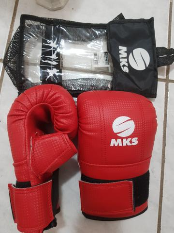 Luvas de kickboxing