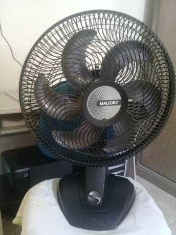 Ventilador 40cm turbo silencioso