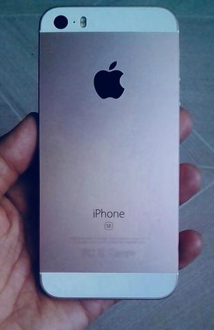 IPhone se 32gb Rosê
