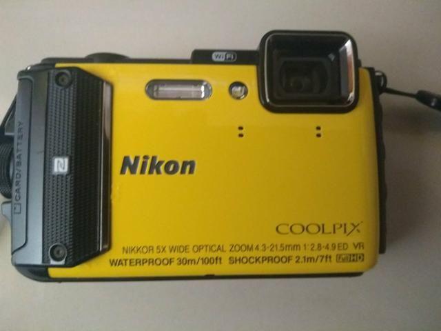 Camera NIKON COOLPIX AW130