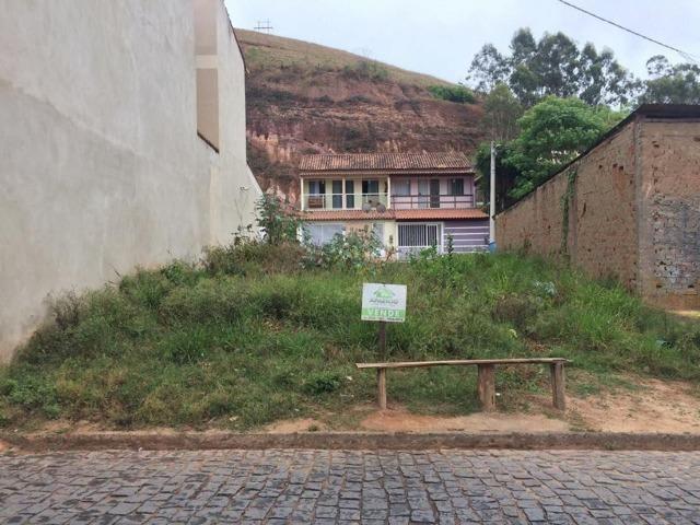 Terreno c/frente p/ 02 ruas - Guaçuí-ES