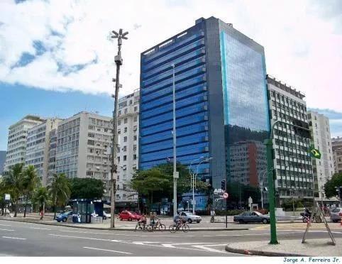 16 Coberturas só inteiro, vende-se, em Copacabana