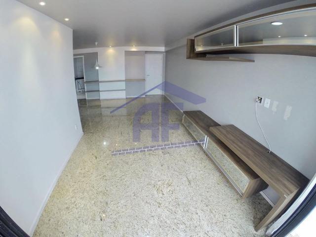 Apartamento novo no farol com móveis fixos 118 m2 aceito financiamento - Mirantes do Farol