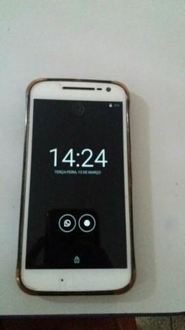 Vendo celular Moto g(4)