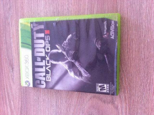 Vendo Call of Duty Black Ops 2 (360 retrocompativel Xbox One)
