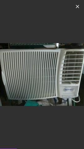 Ar condicionado 12btus Cx.