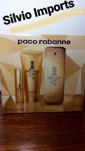 1 Million Paco Rabanne Travel Edition | Perfume Importado Original