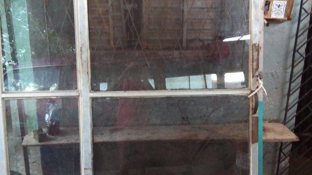 Posta de vidro