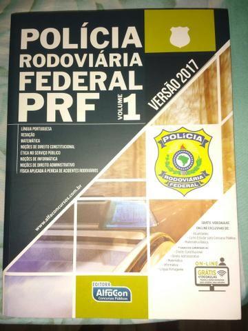 Livro da PRF