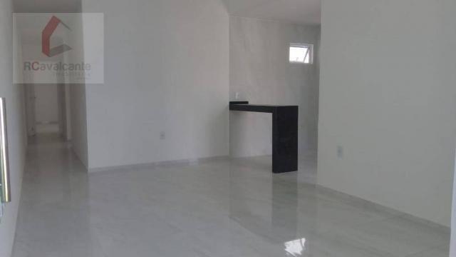 Casa Eusébio 03 quartos amplo terreno - Foto 13