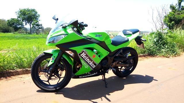 Preços Usados Kawasaki 250 Troca Moto Waa2