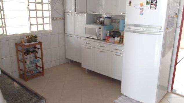 Samuel Pereira Oferece: Casa Sobradinho DF-425 Caravelo 3 Quartos Laje Garagem Condomínio - Foto 8