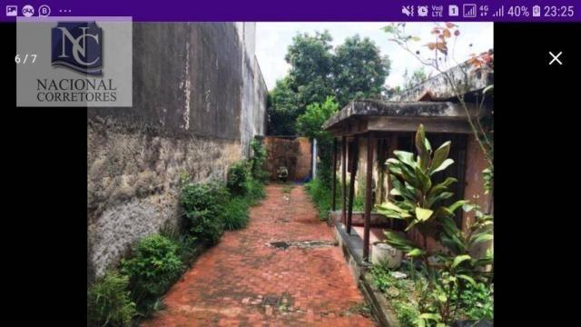 Terreno à venda, 372 m² por r$ 550.000 - nova gerti - são caetano do sul/sp - Foto 2