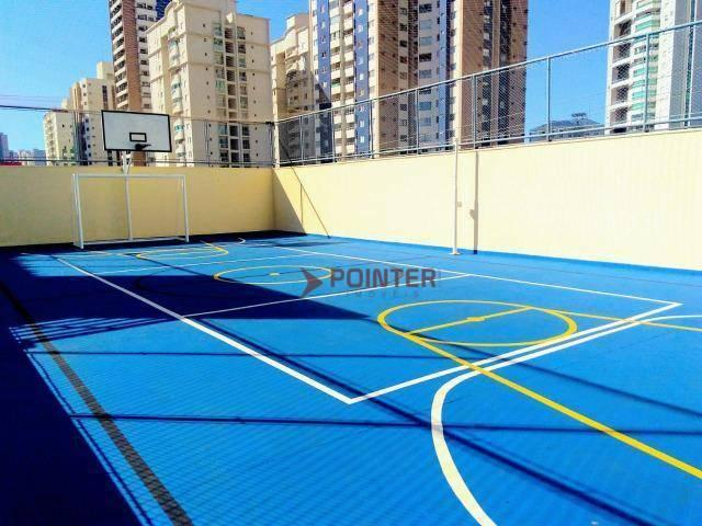 Apartamento 2 quartos sendo 1 suite 57 m² setor vila maria josé - goiânia-go. - Foto 4
