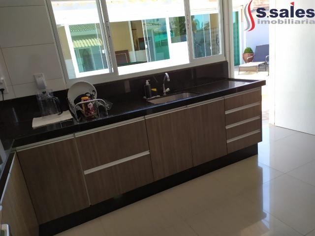 S.sales imobiliária oferece para venda linda casa na rua 03 em vicente pires - Foto 15