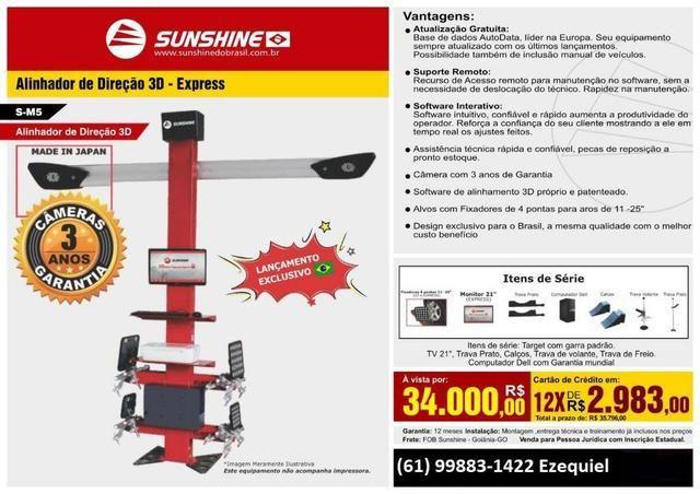 Alinhador 3D express