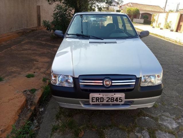 Fiat Uno Mille Economy 2011 2 - Portas - Barato!