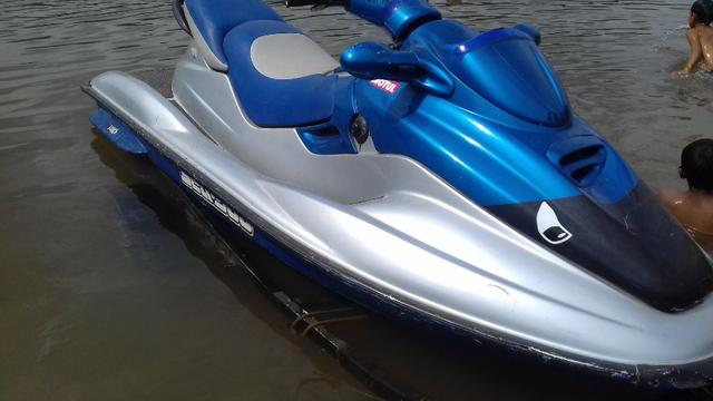 Jet ski sea doo 130hp