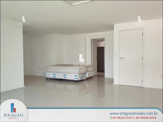 Apartamento com 3 dormitórios à venda, 121 m² por r$ 800.000,00 - aldeota - fortaleza/ce - Foto 4