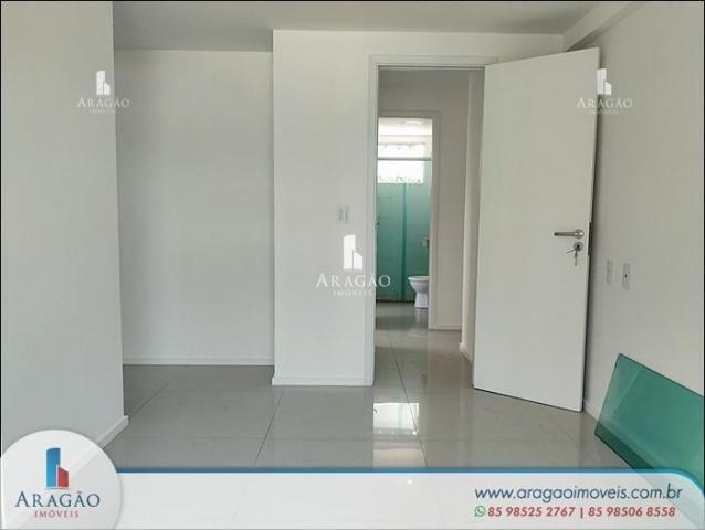 Apartamento com 3 dormitórios à venda, 121 m² por r$ 800.000,00 - aldeota - fortaleza/ce - Foto 9
