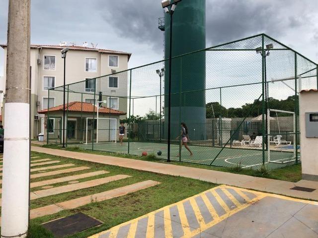 Condomínio Pago Todo Planejado Apartamento Próximo AV. Três Barras - Foto 3