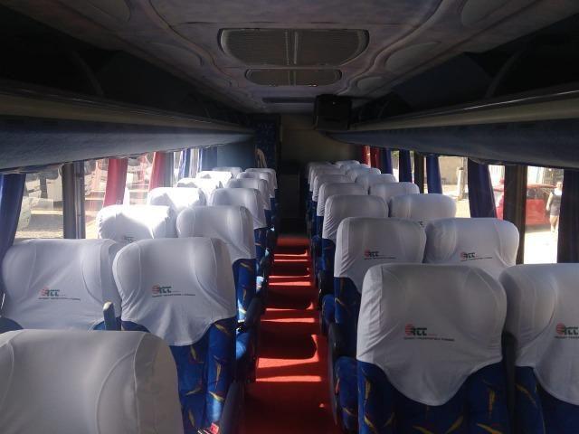 Ônibus Comil Campione R - Impecável ano 2004 - Foto 5