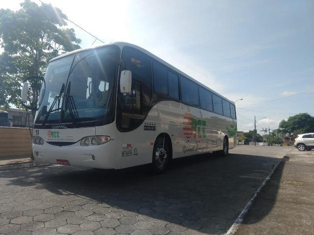 Ônibus Comil Campione R - Impecável ano 2004 - Foto 2
