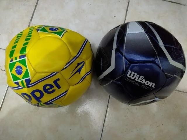 c3da3c2fe Bolas de Futebol Wilson e Topper - Esportes e ginástica - Parque ...