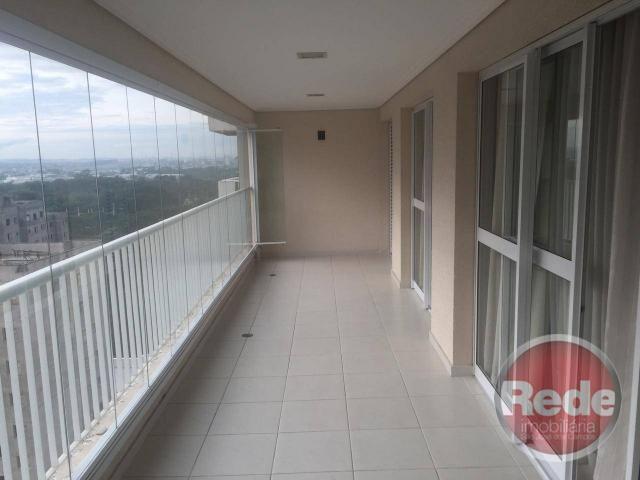 Apartamento com 3 dormitórios à venda, 156 m² por r$ 750.000 - jardim das indústrias - são