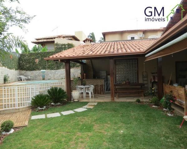 Casa a venda Condomínio Jardim América / 05 Quartos / Setor Habitacional Contagem / Sobrad