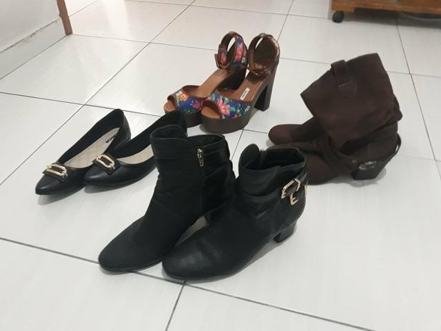 fbfc716fc Calçados n 38 - Roupas e calçados - São Luiz, São José 607055587 | OLX