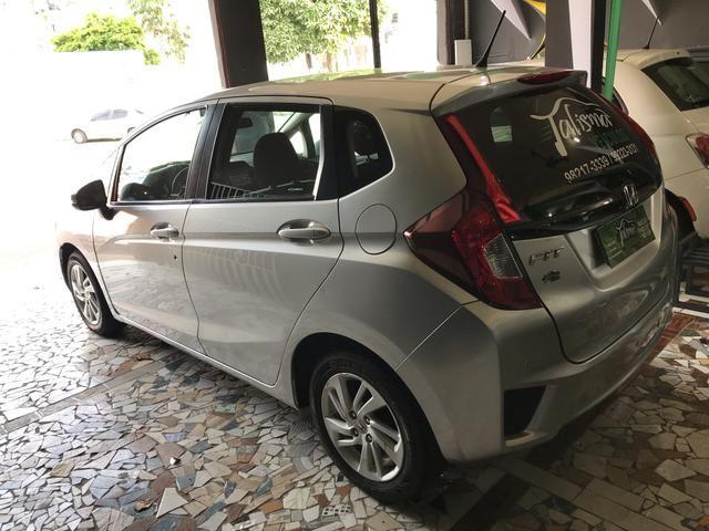 Honda Fit 2015 Automatico é na talismã veiculos - Foto 4