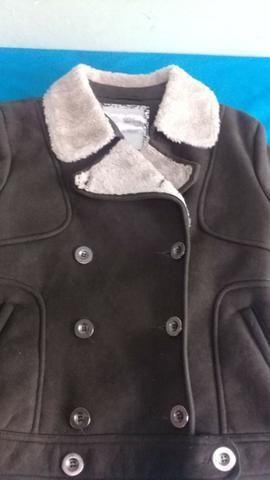 Jaqueta feminina de pêlo - Foto 2