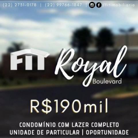 FIT - Terreno Royal Boulevard | Oportunidade