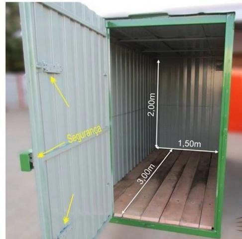 Container para obra, evento, almoxarifado - Foto 2